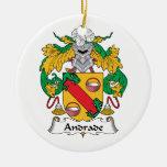 Escudo de la familia de Andrade Adorno De Navidad