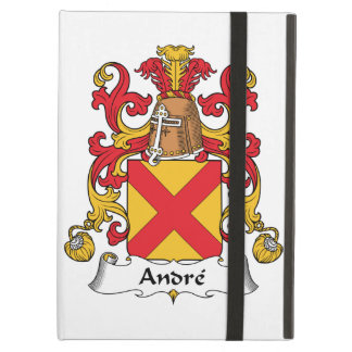 Escudo de la familia de Andre