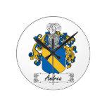 Escudo de la familia de Andrea Reloj