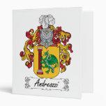Escudo de la familia de Andreozzi