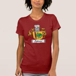 Escudo de la familia de Andreozzi Camisetas