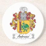 Escudo de la familia de Andreozzi Posavasos Manualidades