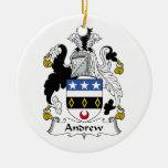 Escudo de la familia de Andrew Adorno De Reyes