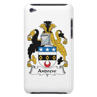 Escudo de la familia de Andrew Case-Mate iPod Touch Cárcasas