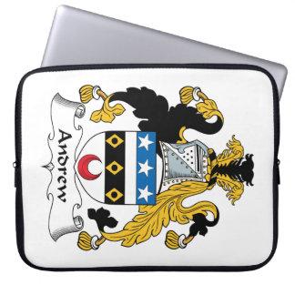 Escudo de la familia de Andrew Funda Computadora