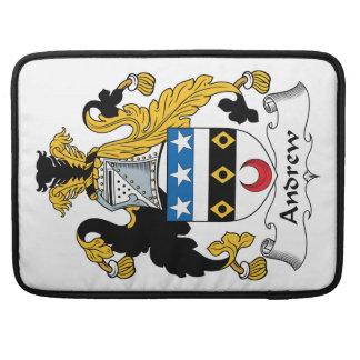Escudo de la familia de Andrew Fundas Macbook Pro