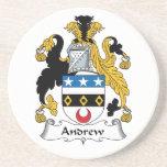 Escudo de la familia de Andrew Posavasos Diseño