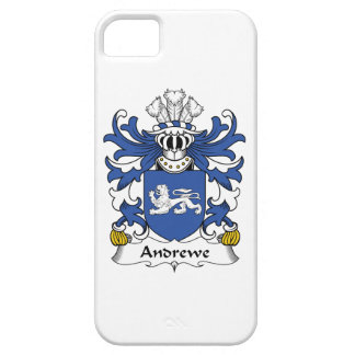 Escudo de la familia de Andrewe iPhone 5 Cárcasa