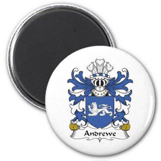 Escudo de la familia de Andrewe Iman De Frigorífico