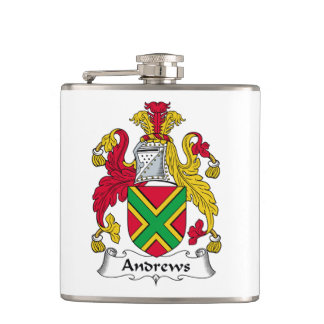 Escudo de la familia de Andrews Petaca