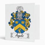 Escudo de la familia de Angelis