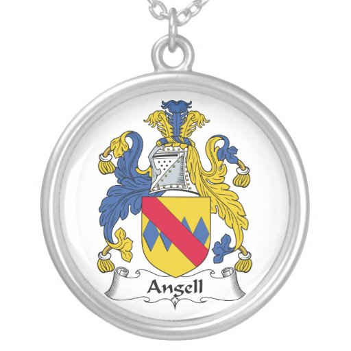 Escudo de la familia de Angell Collar