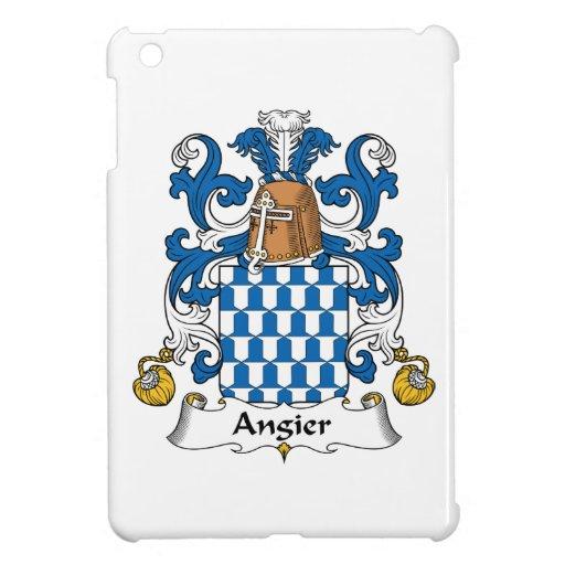 Escudo de la familia de Angier