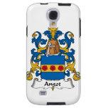 Escudo de la familia de Angot