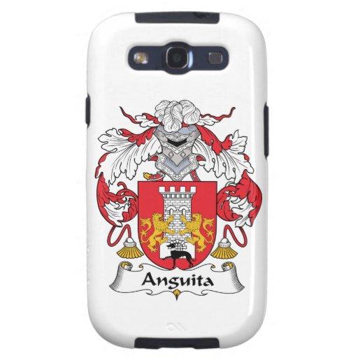 Escudo de la familia de Anguita Galaxy S3 Cobertura