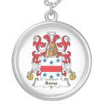 Escudo de la familia de Anne Grimpola Personalizada