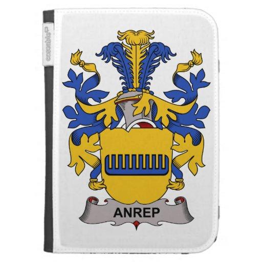 Escudo de la familia de Anrep