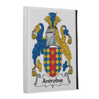 Escudo de la familia de Antrobus