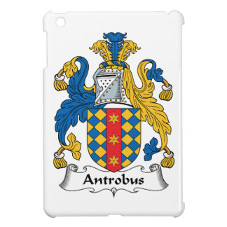 Escudo de la familia de Antrobus iPad Mini Coberturas
