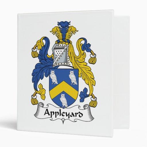 Escudo de la familia de Appleyard