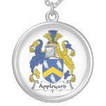 Escudo de la familia de Appleyard Collares