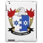 Escudo de la familia de Apthorp