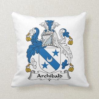 Escudo de la familia de Archibald Cojines