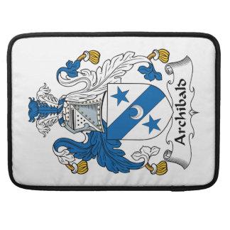 Escudo de la familia de Archibald Funda Macbook Pro