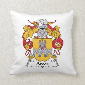 Escudo de la familia de Arcos Almohada