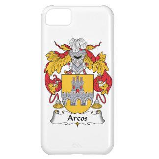 Escudo de la familia de Arcos Funda Para iPhone 5C