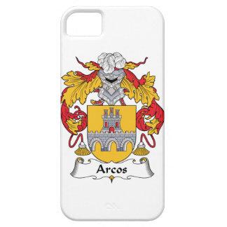 Escudo de la familia de Arcos iPhone 5 Carcasas