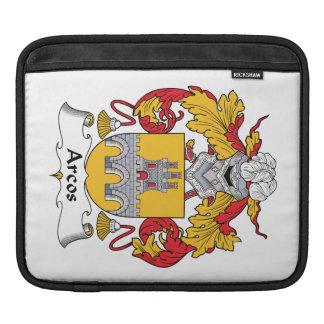 Escudo de la familia de Arcos Manga De iPad