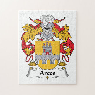Escudo de la familia de Arcos Puzzles Con Fotos