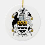 Escudo de la familia de Ardagh Adorno De Navidad