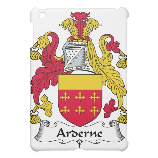 Escudo de la familia de Arderne