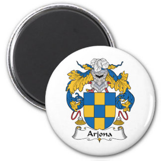 Escudo de la familia de Arjona Imanes