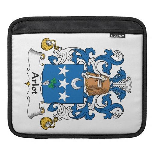 Escudo de la familia de Arlot Manga De iPad
