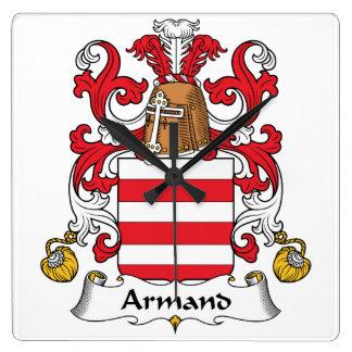 Escudo de la familia de Armand Relojes