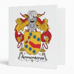 Escudo de la familia de Armenteros