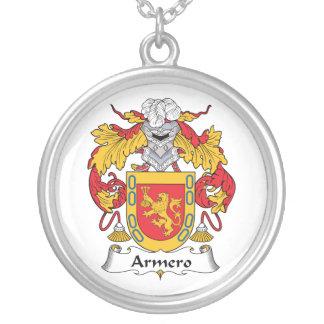 Escudo de la familia de Armero Colgante