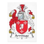 Escudo de la familia de Armitage Anuncio Personalizado