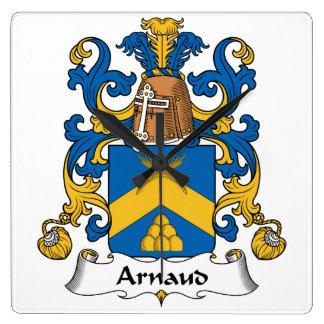 Escudo de la familia de Arnaldo Relojes