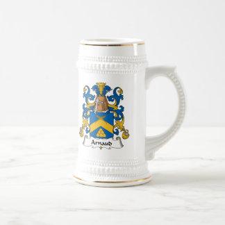 Escudo de la familia de Arnaldo Tazas De Café