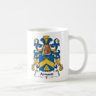 Escudo de la familia de Arnaldo Taza De Café