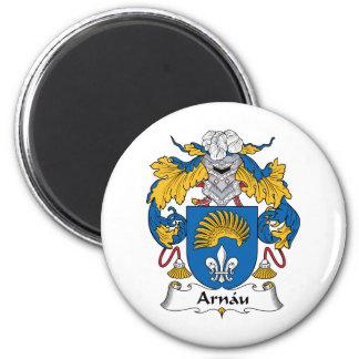 Escudo de la familia de Arnau Imán