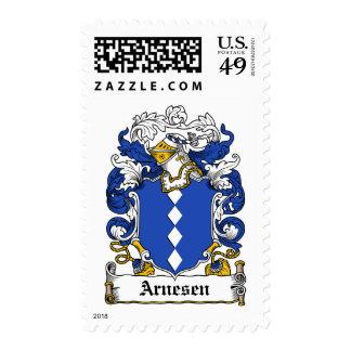 Escudo de la familia de Arnesen Sello