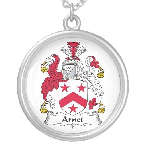 Escudo de la familia de Arnet Joyerías