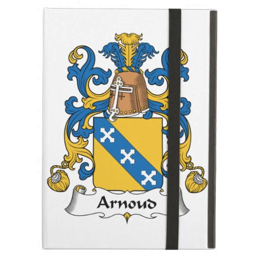 Escudo de la familia de Arnoud
