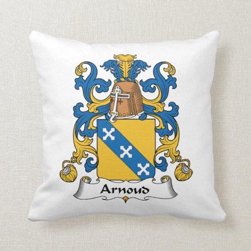 Escudo de la familia de Arnoud Cojin