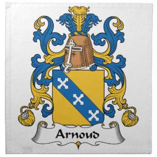 Escudo de la familia de Arnoud Servilleta
